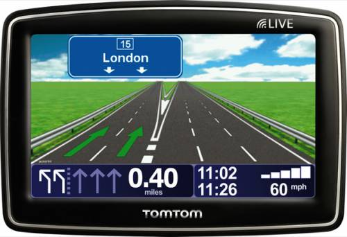 tomtom hd traffic and the aa help you plan your route motorists. Black Bedroom Furniture Sets. Home Design Ideas