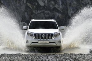 Toyota Land Cruiser gets a makeover