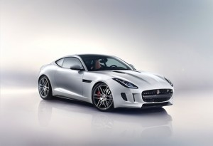First Jaguar F-Type Coupe Purchased by Jose Mourinho