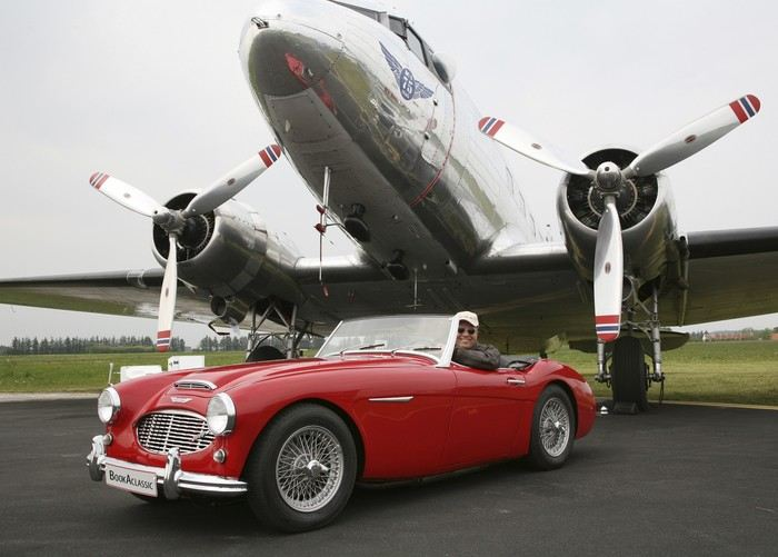 Simply Classics Car Rental