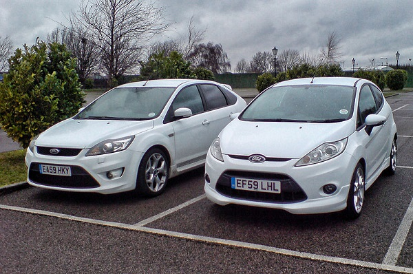 Comparing The Ford Fiesta And Ford Focus Two Of The World S