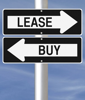 buy or lease the car